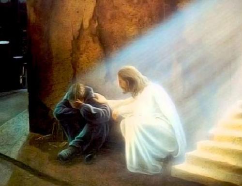 Agosto – Deus nos consola