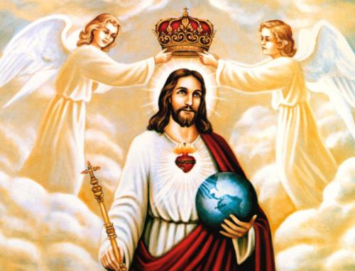 Novembro – JESUS É O SENHOR!
