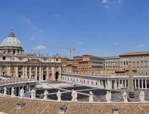 Vaticano exorta a ter atitude de esperança frente à pandemia